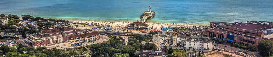 Bournemouth Panorama