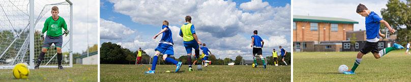 Fußball-, Sprach- und Erlebniscamp | Bild: Katri Faehling