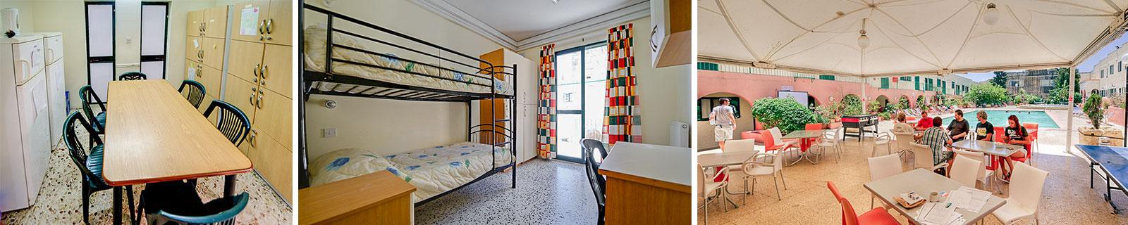 Studentenwohnheim
