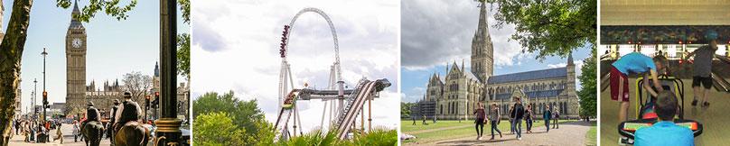 London, Thorpepark, Salisbury, Bowling