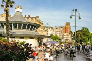Bournemouth City   Sprachreisen für Erwachsene