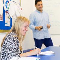 Englisch Sprachunterricht   England