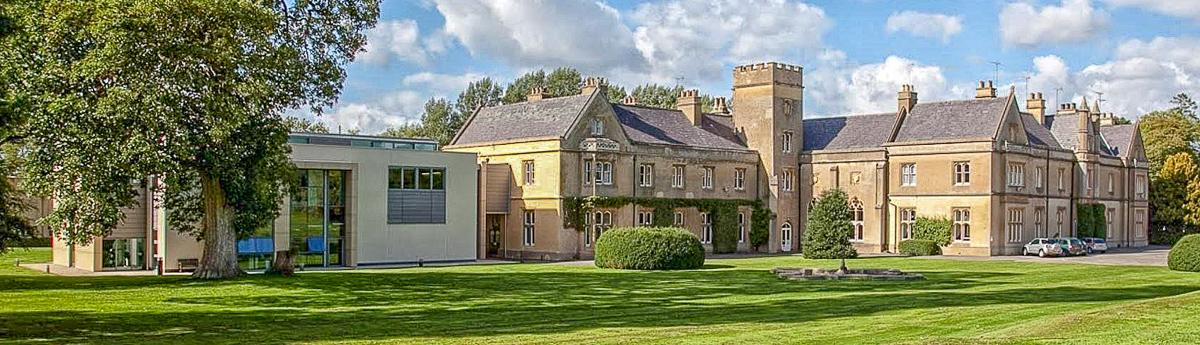 Thornton College bei Oxford